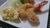 揚げないエビフライ&豆腐のタルタル