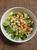 押し麦とMIX豆のサラダ